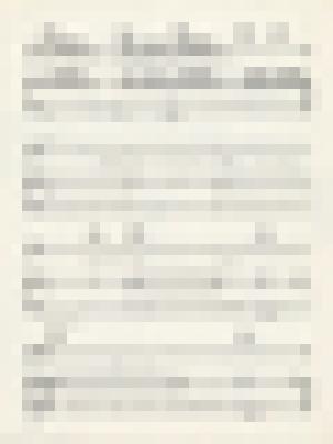 Sheet music for  'Paranoimia', page 7 image thumbnail.