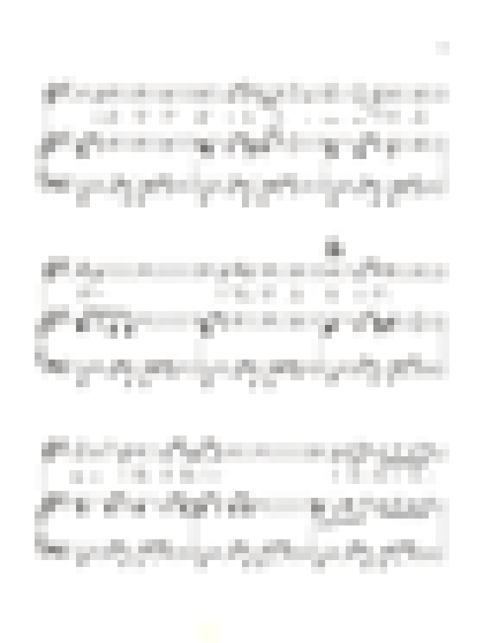 Sheet music for  'Kiss', page 3 image thumbnail.