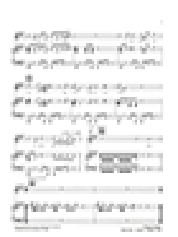 Sheet music for  'Kiss', page 7 image thumbnail.